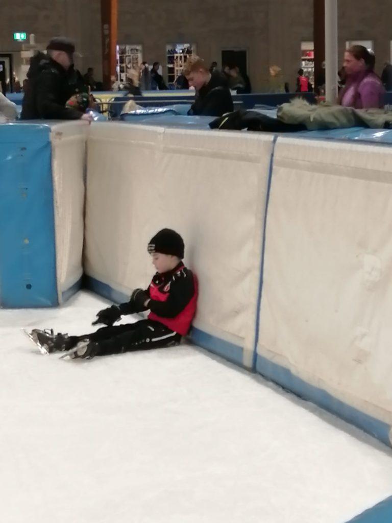 Vandaag geen activiteiten op Sportpark Easterbourren, maar ASC op de ijzers